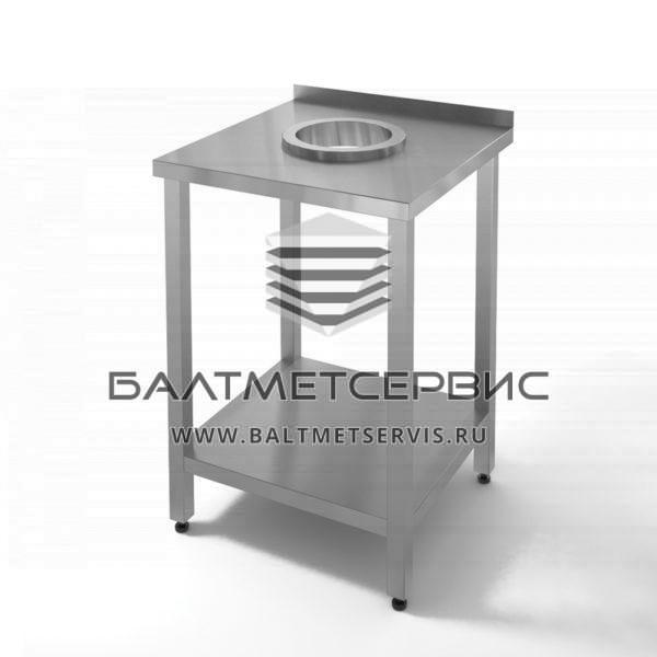 Столы для сбора отходов
