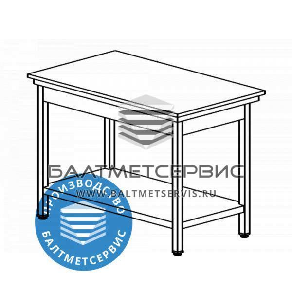 Столы с полипропиленовой столешницей
